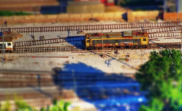 tiltshift - 30+ Awesome Examples of Tilt-Shift Photography