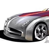 Harald Belker icon - Concept and vehicle designer Harald Belker