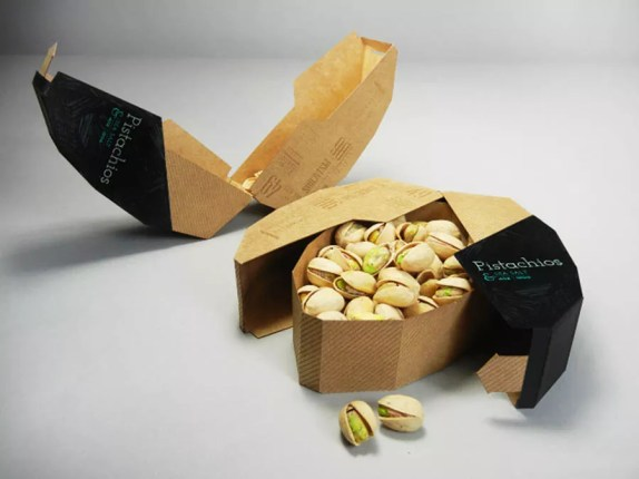 2.mighty nuts package design branding - Creative package design