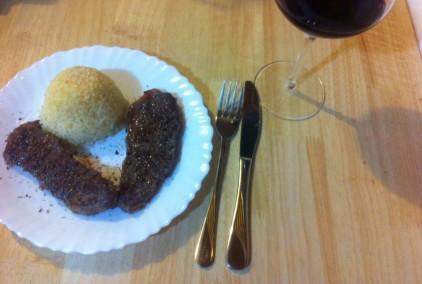 vrabioara grill cu orez