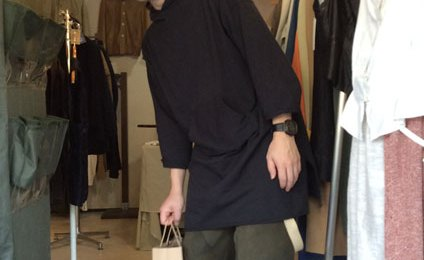 マメチコファッションスナップ
