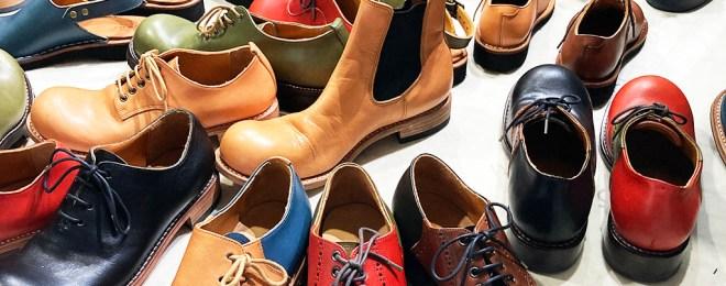 ヒラキヒミおでこ靴2021