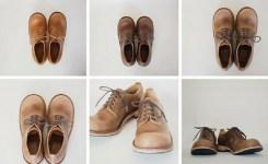 ヒラキヒミ。革靴の作例