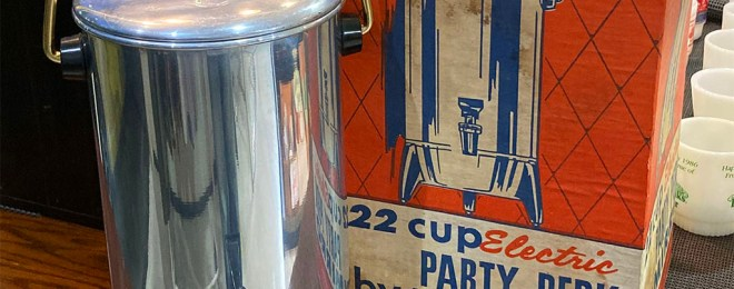 22cup electric PARTY PERK by MIRRO