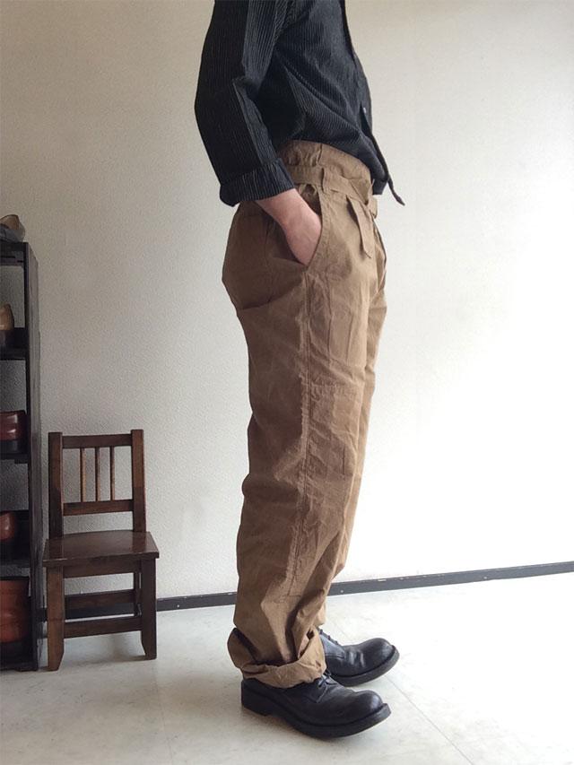 tanker work paraffin pants