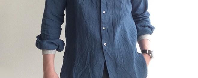 ジャンゴアトゥールのリネンシャツ