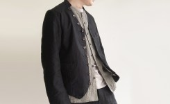 french farmers blouson 1790 black