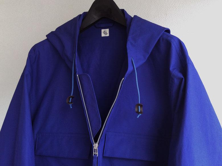 KAPTAIN SUNSHINE Beach Jacket