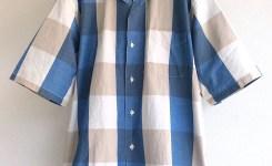 キャプテンサンシャインのチェックシャツ