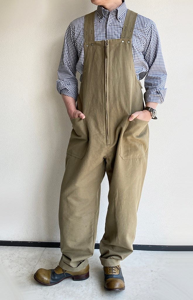 Deck Trousers ARMEE KAPTAIN SUNSHINE