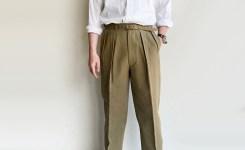 Gurkha Trousers ARMEE KAPTAIN SUNSHINE