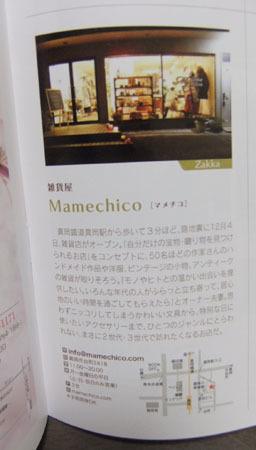 マメチコ掲載雑誌