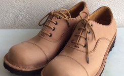 ヒラキヒミ。おでこ靴リベルタンゴ