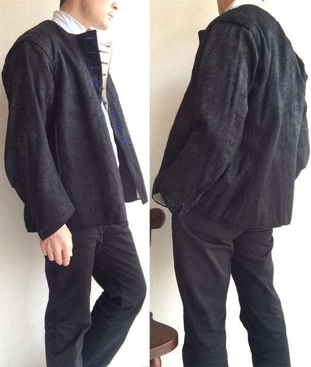 オランダ製アンティークワークジャケット