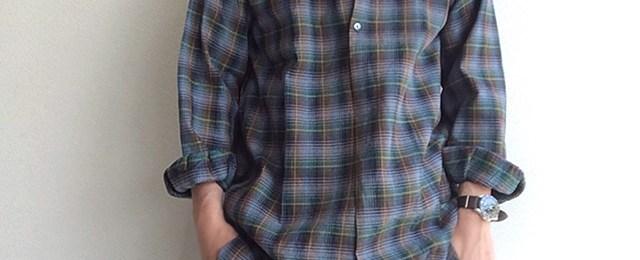 1960年代フランスのファーマーズシャツ