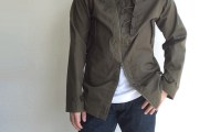 N-2 Parka Mod,Light Weight Cotton Ventile, Workers