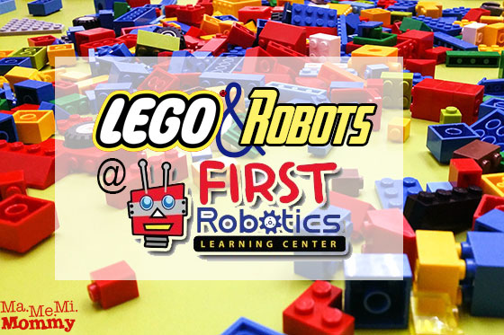 Lego And Robots At The First Robotics Learning Center Ma Me Mi Mommy