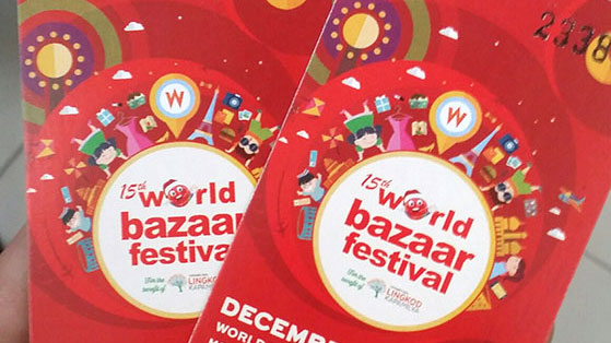 World Bazaar Festival 2015