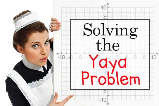 Solving the Yaya Problem