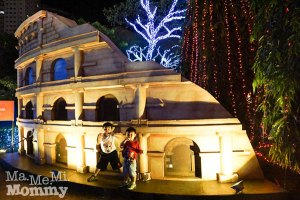 Touring the World in Liwanag Park 2016