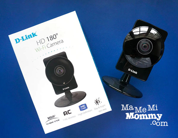 D-Link DCS960L HD 180° Panoramic Camera Review