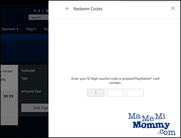 PlayStation Now Redeem Code