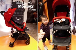 Bring the Kids Out with Joie Car Seats and Strollers