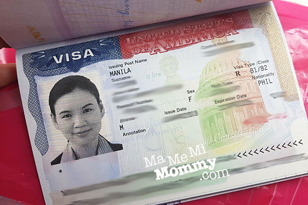 How to Renew US Visa via Dropbox | Ma Me Mi Mommy