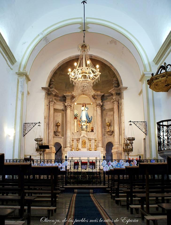 OLIVENZA  MI  ESENCIA 3 Capilla  de Nuestra  Sra. de la  Concepción (2/2)
