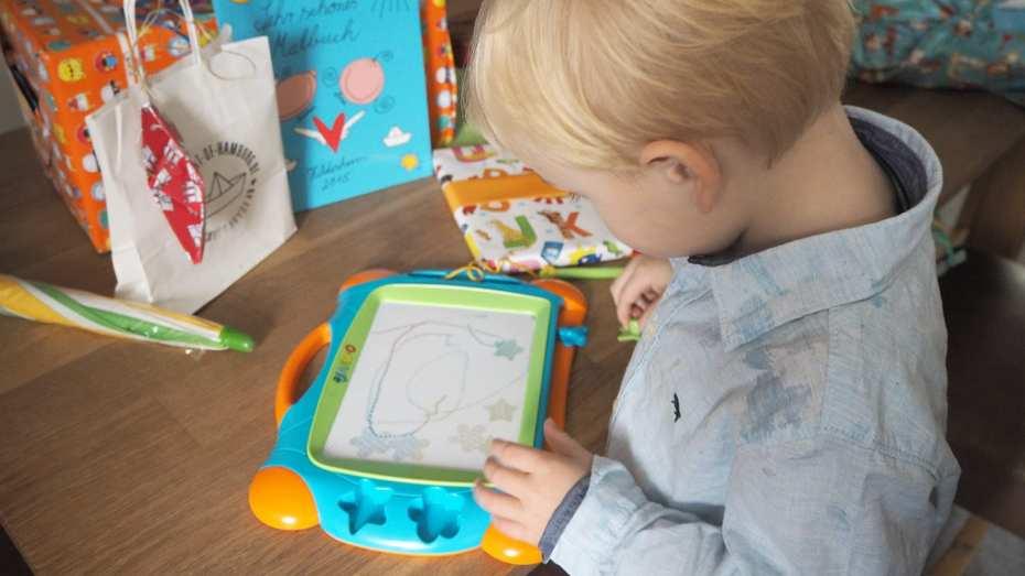 Brief an mein Kind zum dritten Geburtstag