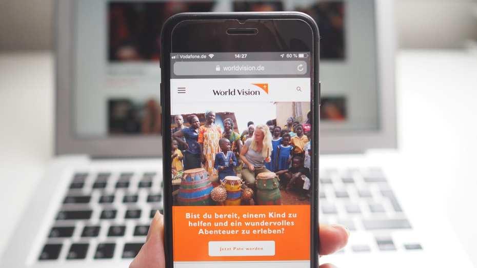 Ein außergewöhnliches Abenteuer – eine World Vision Kinderpatenschaft
