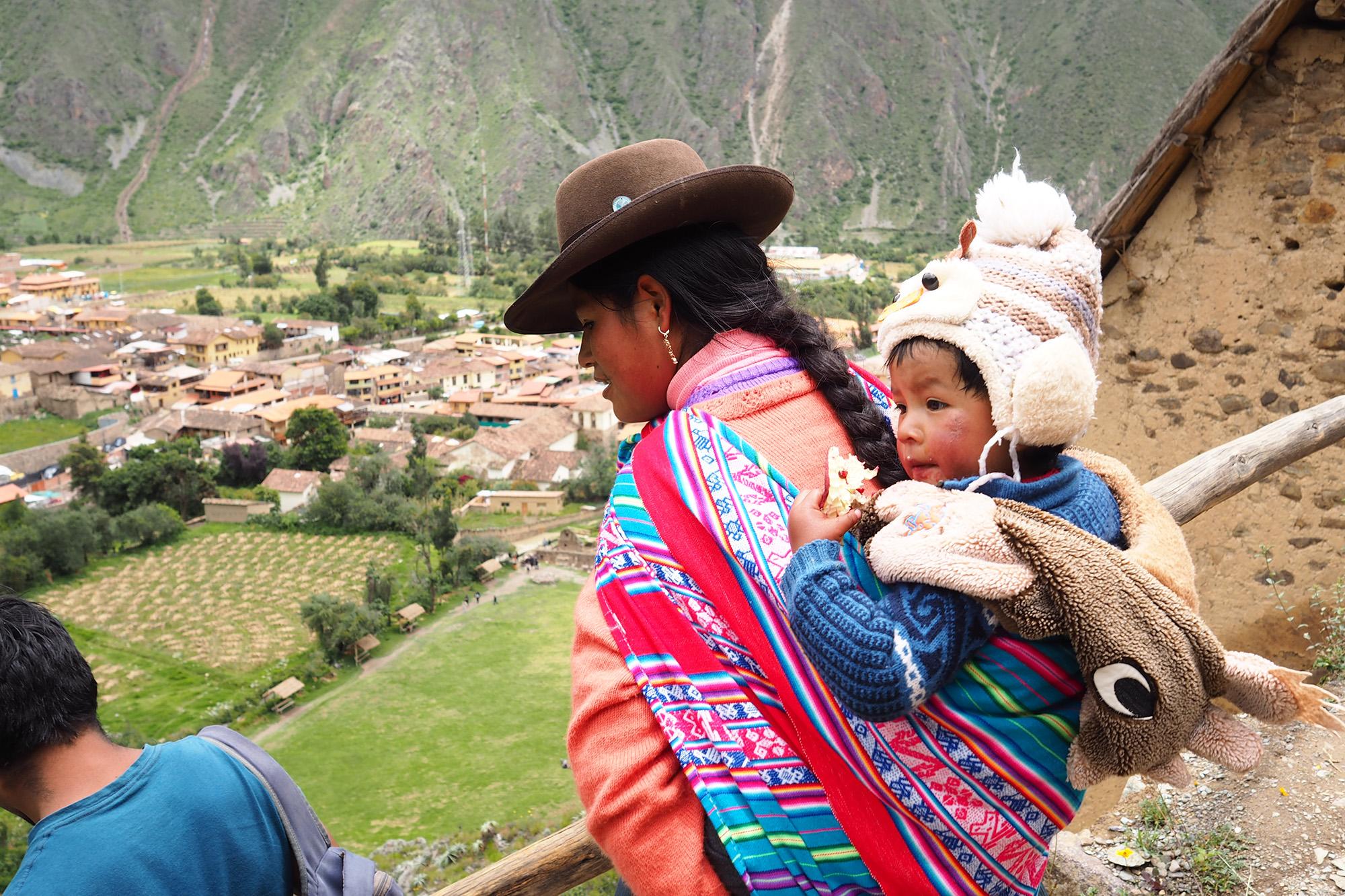 Peru Heiliges Tal der Inka