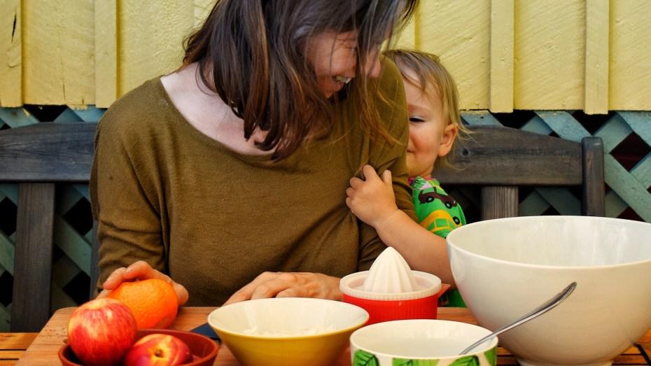 Schnelle Familienküche Interview mit Expertin