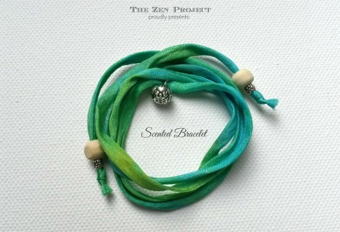 Scented Bracelet Turquoise
