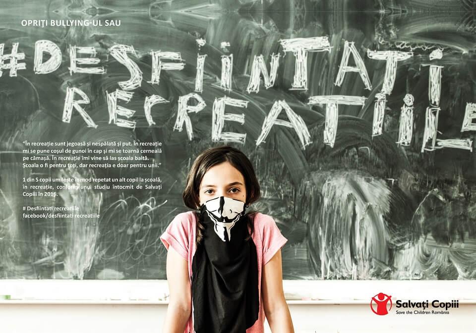 O resursă nefolosită în stoparea bullyingului sunt martorii. Cum îi folosim? Interviu cu psih. Diana Stănculeanu