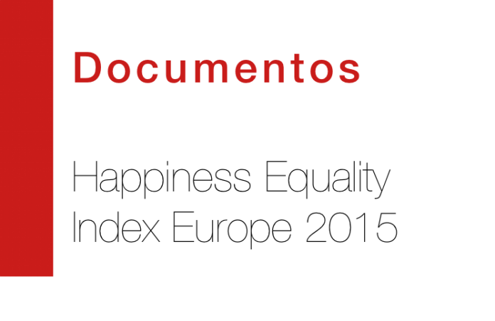 Happiness Equality Index Europe 2015