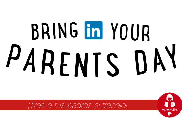 bring your parent day linked in