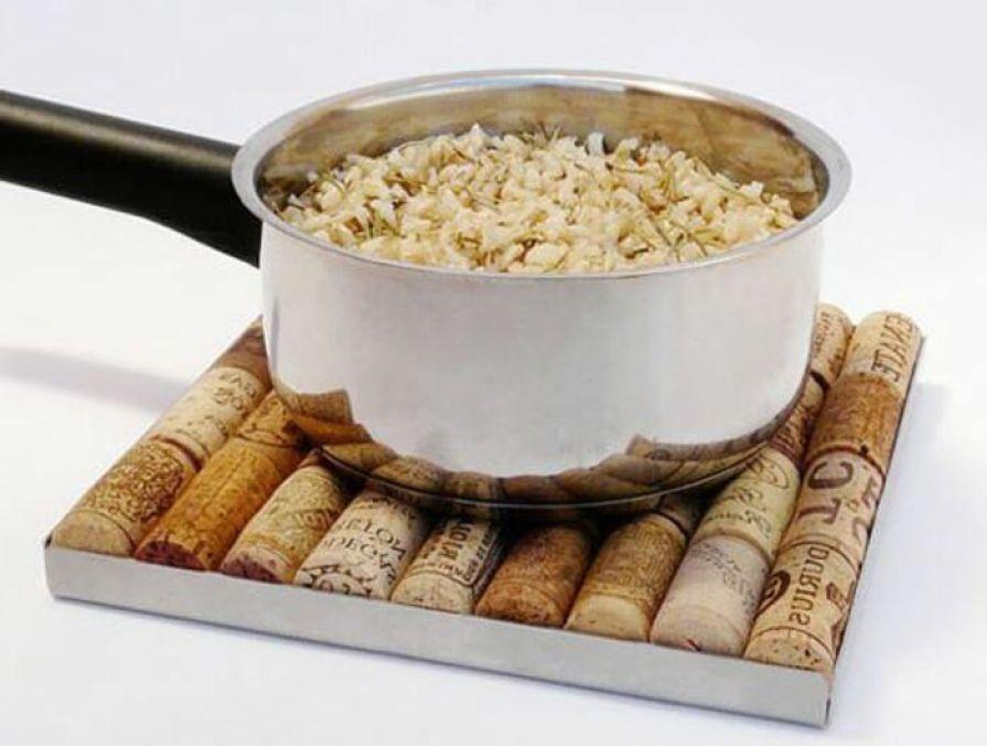 Grâce aux bouchons en liège, devenez un pro en cuisine sans le moindre centime...ou presque !