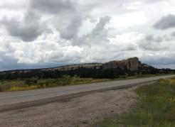 El Morro vu de loin