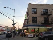 Vista de la Octava Avenida.