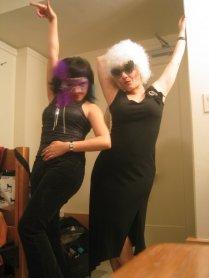 Octubre 2005. Halloween en la International House