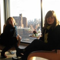 2007. En Bumble and Bumble de Chelsea en Nueva York.