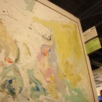 Esta enorme obra también le llamó la atención por los colores.