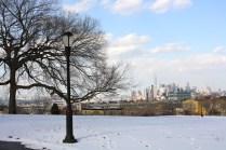 Vista a Manhattan.