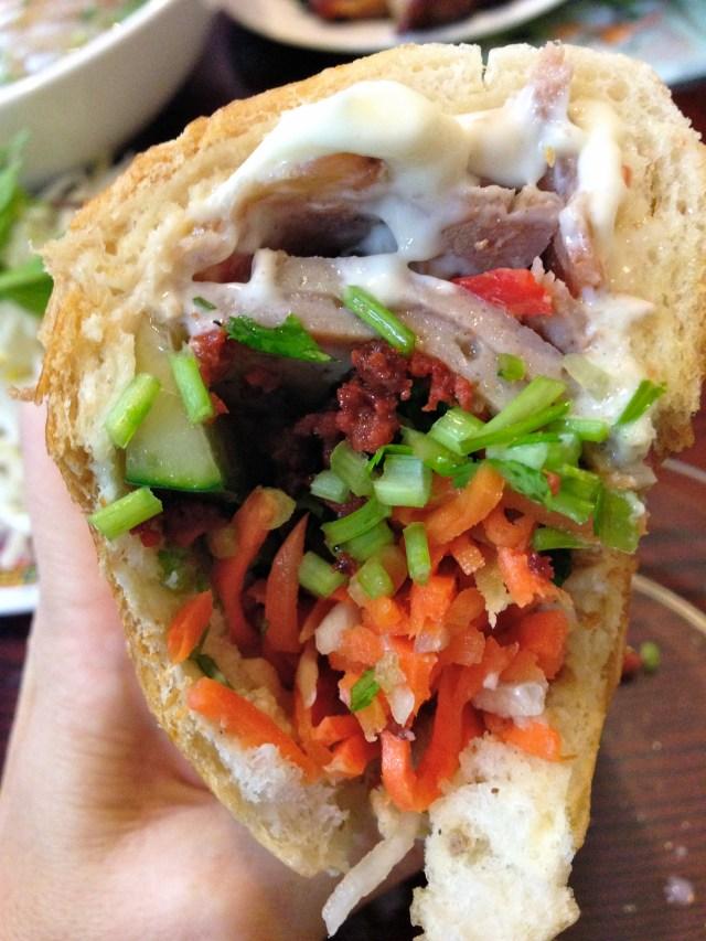 Sandwich vietnamita