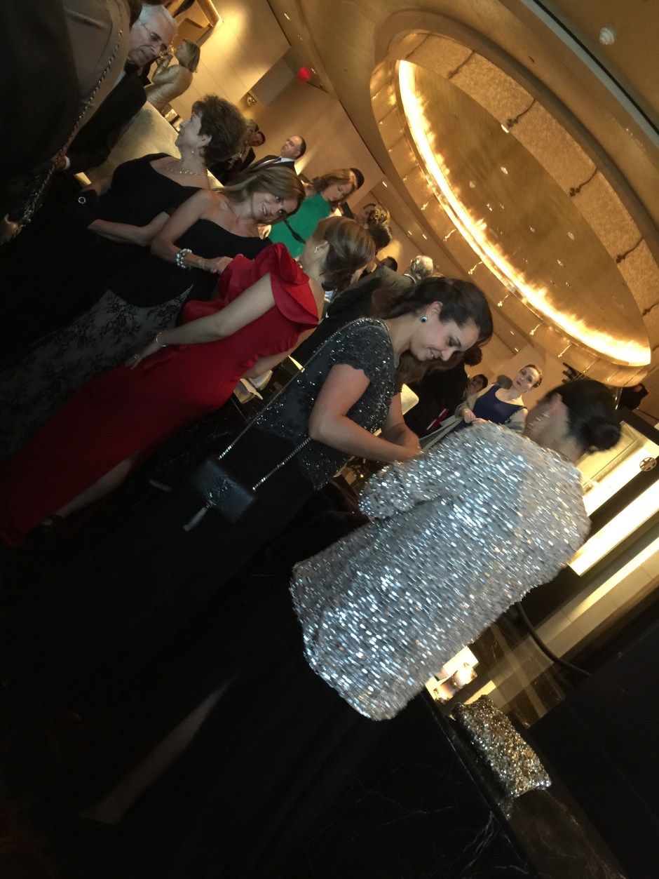 Worldfund Gala 2015 at The Mandarin Oriental in New York