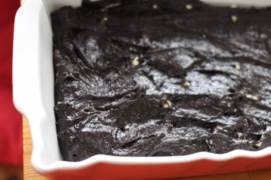 Brownies de chile de árbol