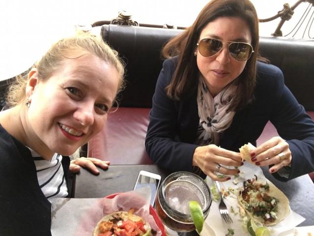 Tacos mexicanos en We All Grow