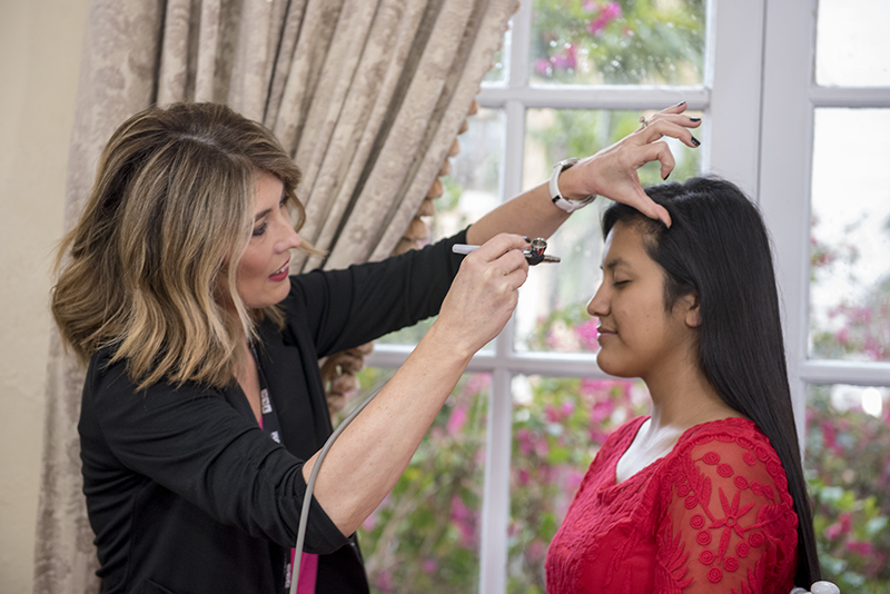 Makeup and Hair, Say Yes to Prom