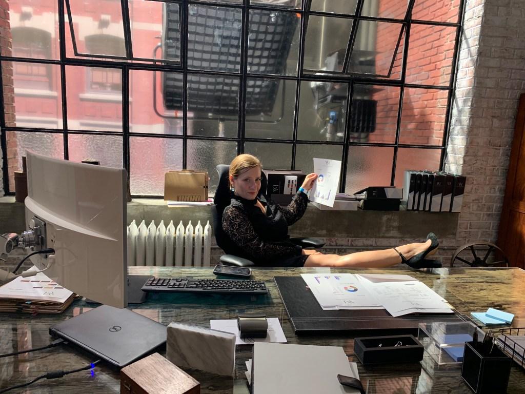 Betty in NY Telemundo